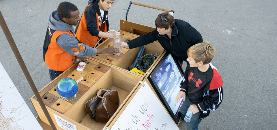 Exploratorium: Pop-Up Science around the City