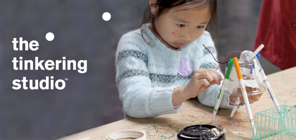 Exploratorium: The Tinkering Studio